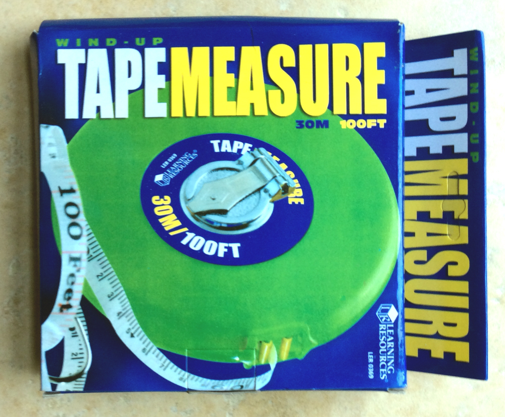 Tape Measure 100 ft A