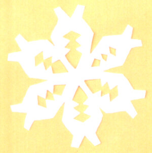 Paper Snowflakes - Free Instructions